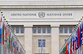 BM Silahsızlanma Konferansı'nda Türkiye'den Kıbrıs...