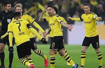 Borussia Dortmund, sahasında Köln'ü 5-1 yendi