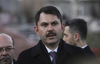 Çevre ve Şehircilik Bakanı Kurum: Hem Kırkağaç'ta...