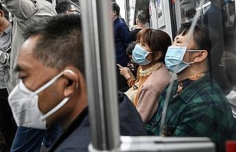 Çin'de yeni koronavirüs bulaşan kişi sayısı...