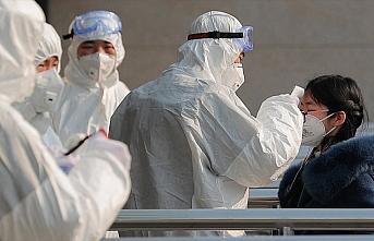 Çin'de yeni koronavirüs salgınında ölü sayısı...