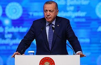Cumhurbaşkanı Erdoğan: İnsanı öncelemeyen bir...