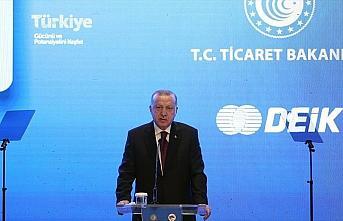 Cumhurbaşkanı Erdoğan: Türkiye-Cezayir serbest...