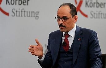 Cumhurbaşkanlığı Sözcüsü Kalın: Libya'da ateşkes...