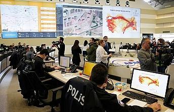 Deprem bölgesindeki ihtiyaçlar AFAD koordinasyonunda...