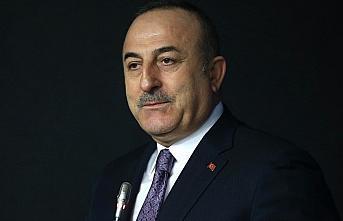 Dışişleri Bakanı Çavuşoğlu: Türkiye artık...