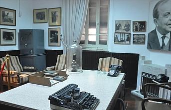 Dr. Fazıl Küçük'ün hatıraları müzesinde yaşatılıyor
