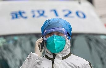 Dünya Sağlık Örgütü koronavirüs salgınıyla...