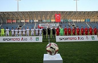 Elazığspor ve Elazığ Belediyespor'un maçları...