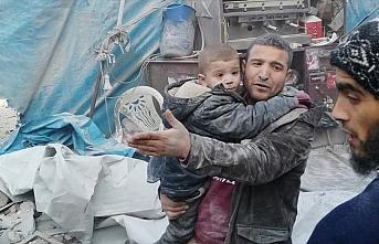 Esed rejimi ve Rusya ateşkese rağmen İdlib'de hava...