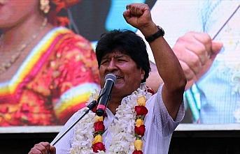 Evo Morales: Yeniden hükümete gelecek ve demokrasiyi tesis edeceğiz