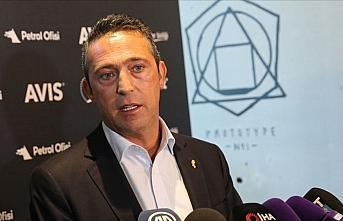 Fenerbahçe Kulübü Başkanı Koç: Bir şekilde...