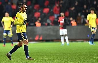 Fenerbahçeli Muric 'bilinçli sarı kart görme'...
