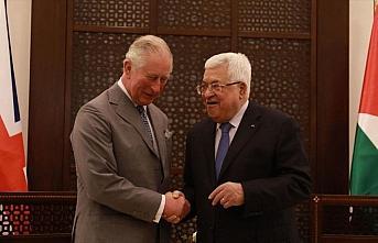 Galler Prensi Charles'tan Filistinlilerin özgürlük...