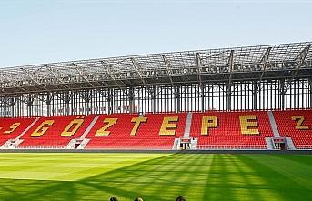 Göztepe'nin Gürsel Aksel Stadı'ndaki ilk konuğu...
