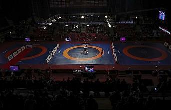 Güreşte gözler Avrupa Şampiyonası'na çevrildi