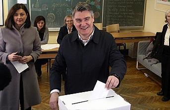 Hırvatistan'daki cumhurbaşkanlığı seçimi ikinci...