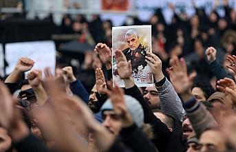 Hizbullah Genel Sekreteri Nasrallah: Süleymani'yi...
