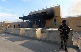 Irak ordusu: Tüm protestocular ABD Büyükelçiliği...