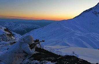 Irak'ın kuzeyinde 3 PKK'lı terörist etkisiz hale...