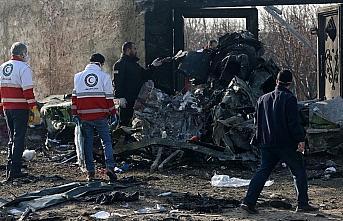 İran Ukrayna uçağının iki füzeyle vurulduğunu...