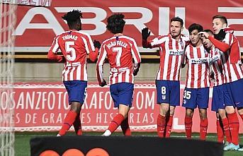 İspanya Kral Kupası'nda Atletico Madrid, 3. lig...