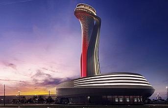 İstanbul Havalimanı yolcu ile sefer sayısında Türkiye'nin yükünü çekiyor