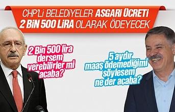 Kılıçdaroğlu 2 Bin 500 lira dedi, Deveci 5 aydır maaş ödeyemiyor