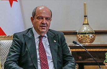 KKTC Başbakanı Tatar: Eastmed projesinin Türkiye'nin...