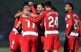 Kral Kupası'nda Granada formasıyla ilk golünü...