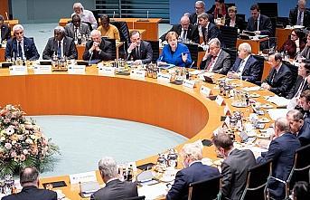 Libya Konferansı'nın devamı şubatta dışişleri...