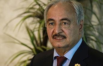 Libya'daki gayrimeşru güçlerin lideri Hafter Atina'ya geldi