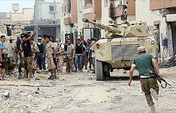 Libya'daki UMH birlikleri: Hafter'in saldırılarına...