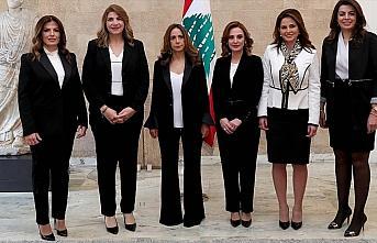 Lübnan'ın yeni hükümeti kadın bakanların sayısıyla Orta Doğu'da ilk oldu