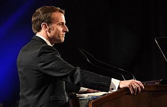 Macron: Fransa diktatörse, gidin diktatörlükte...
