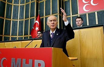 MHP Genel Başkanı Bahçeli: CHP'ye diyorum ki,...