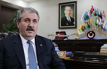 Muhsin Yazıcıoğlu'nun 'emaneti' Büyük Birlik...