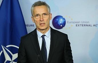 NATO Genel Sekreteri Stoltenberg: Türkiye olmadan...