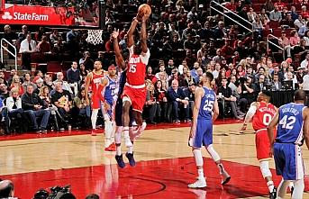 NBA'de Houston Rockets ve Los Angeles Lakers, rakiplerini...
