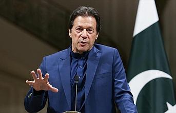 Pakistan Başbakanı Han: Hindistan'da Nazi Almanyası'na...