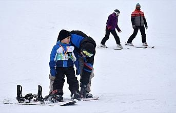Palandöken kayak tutkunlarına sömestir tatilinin...