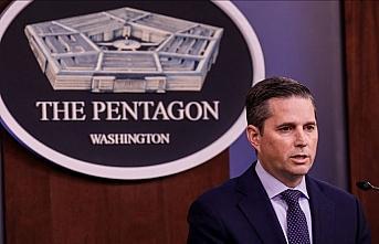 Pentagon: Irak'ta saha faaliyetleri ve operasyonları...