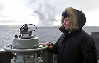 Putin'den 'nükleer silahlarda Rusya'nın lider olduğu'...