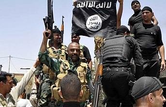 Samsun'da yakalanan 7 DEAŞ'lı terörist...
