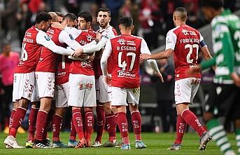 Sporting Lizbon Portekiz Lig Kupası'ndan elendi