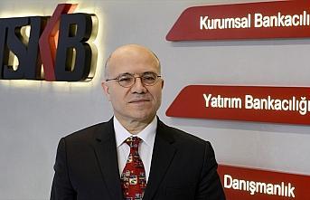 TSKB Genel Müdürü İnce: 2020'de kredi büyümesi...