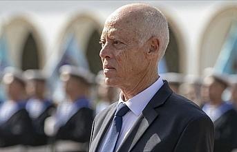 Tunus Cumhurbaşkanı Said, İlyas el-Fahfah'a hükümeti...