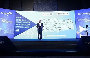 Türk Telekom 'fiberleşme ödevi'ni yeni yılda tamamlamak...
