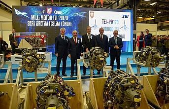 Türkiye'nin milli havacılık motoru TEI-PD170'in...