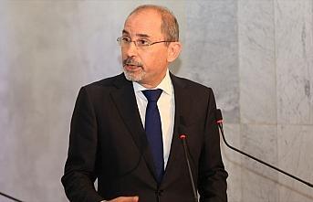 Ürdün Dışişleri Bakanı: İsrail'in Ürdün Vadisi'ni ilhakı iki devletli çözüm ihtimalini ortadan kaldırır